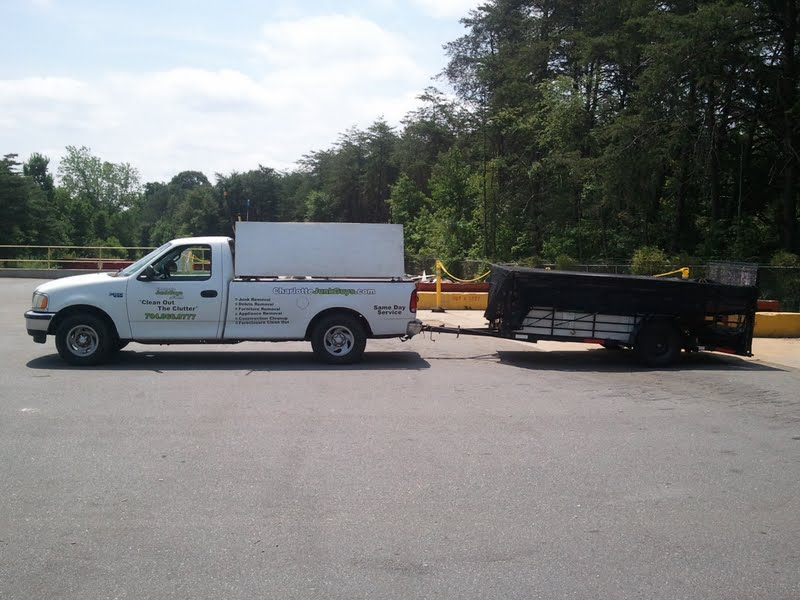 Charlotte North Carolina Junk Removal